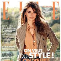 Penélope Cruz, guapa a rabiar, en portada de ELLE Francia fotografiada por Nico Bustos