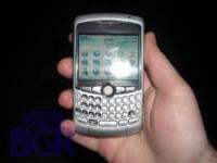 Blackberry 8300 podría llamarse Curve