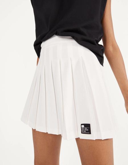 Minifalda Tablas Bershka 01