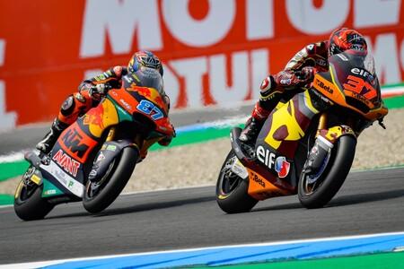 Fernandez Gardner Assen Moto2 2021
