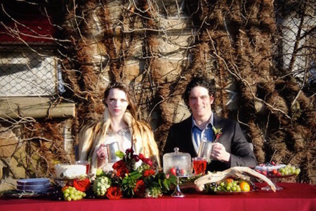 Game Of Thrones Wedding Mollie Tobias14