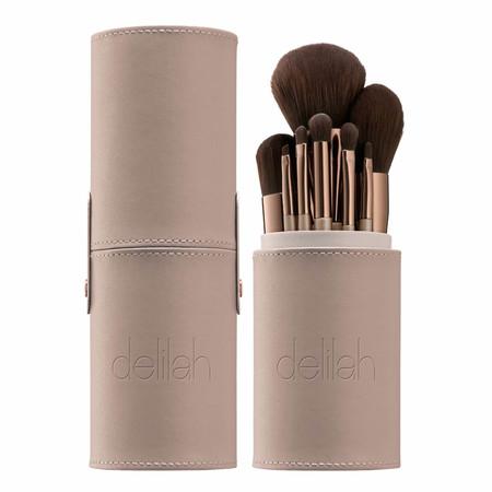 Set De Brochas De Maquillaje Delilah