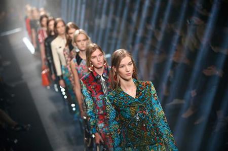 Louis Vuitton Primavera-Verano 2015