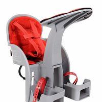 Oferta flash en la silla portabebés para bicicleta Weeride 98072E: hasta las 7 de la tarde su precio será de 77,40 euros en Amazon