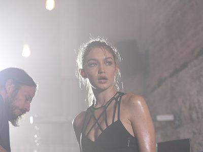 Gigi Hadid protagoniza la nueva campaña de Reebok, #PerfectNever