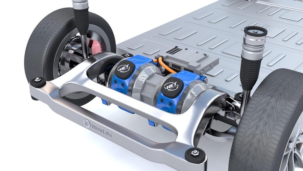 Así son los motores eléctricos HET: prometen menos peso, más eficiencia y hasta el doble de potencia
