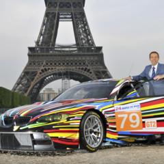 Foto 7 de 10 de la galería bmw-gt2-art-car en Motorpasión