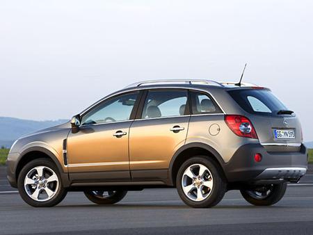 Llegan las versiones 4x2 del Opel Antara