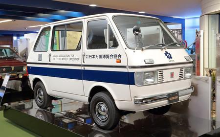 Suzuki Carry Van Electric (1970)