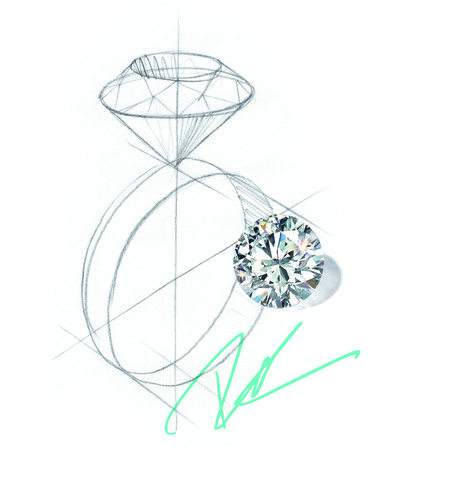 anillo de compromiso personalizado