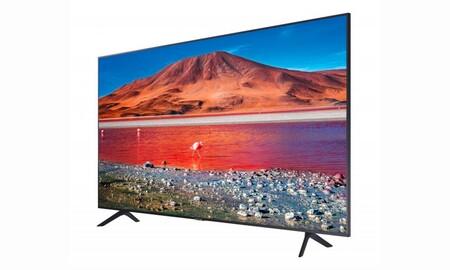Ahora en eBay, tienes una smart TV de 55 pulgadas como la Samsung UE55TU7172 por sólo 379,99 euros. Sólo tienes que usar el cupón P5GRACIAS al pedirla