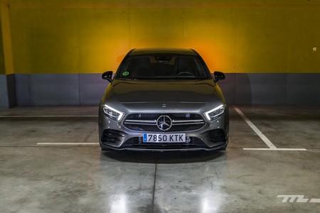Mercedes Amg A 35 2019 Prueba 027