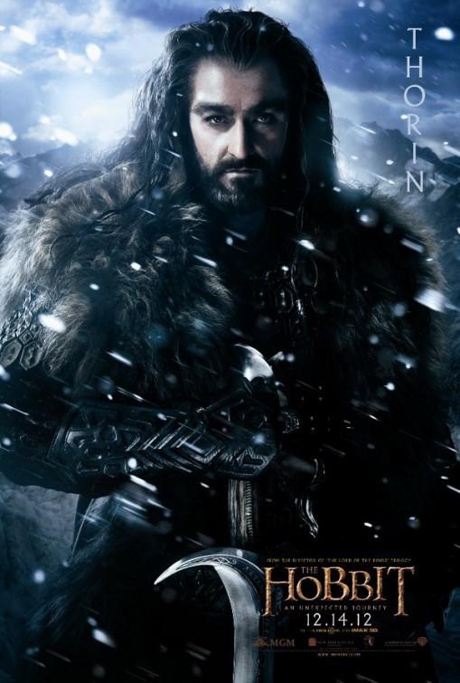 Foto de 'El hobbit: Un viaje inesperado', carteles (12/28)