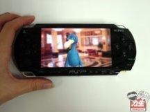 Las noticias en la PSP