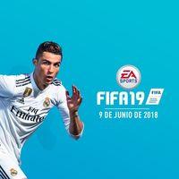 Cristiano Ronaldo podría ser la portada del FIFA 19 con la camiseta del Real Madrid