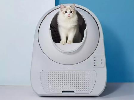 Xiaomi Catlink Arenero Inteligente Gatos Limpia Solo