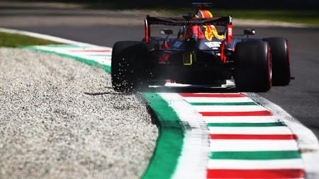 Verstappen Italia F1 2020