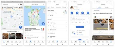 Recomendaciones Google Maps