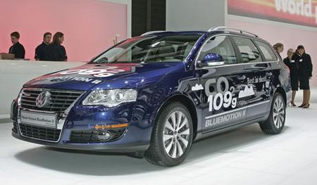 Volkswagen Passat Bluemotion II Concept