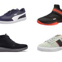 Chollos en tallas sueltas de zapatillas Puma, Superdry o Clarks en Amazon
