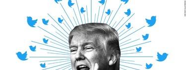 Trump ignora a los expertos en seguridad de la Casa Blanca y sigue tuiteando desde su teléfono sin ninguna precaución