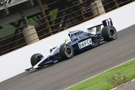 Oriol Serviá estará 25º en parrilla de la Indy 500