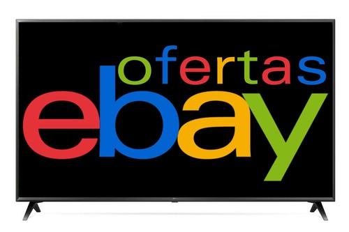 8 smart TVs de LG y Samsung a precios muy económicos en eBay