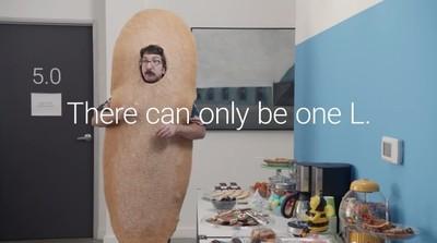 Google nos trollea y lanza un comercial de Android L, en búsqueda del nombre definitivo para la versión 5.0