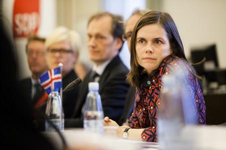 Katrin Jakobsdottir