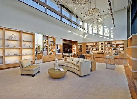 La nueva tienda Louis Vuitton en Dallas