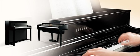 El sistema multiroom MusicCast de Yamaha puede servir también para aprender a tocar el piano