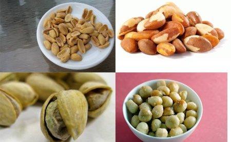 que grasas tienen los frutos secos