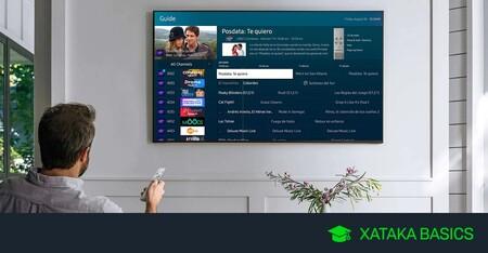 Samsung TV Plus: qué es, cómo funciona y qué canales ofrece