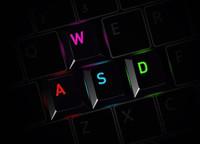 CHERRY mostrará interruptores MX RGB en CES 2014 - Los primeros teclados serán de Corsair