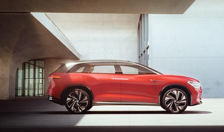 Vokswagen ID.ROOMZZ: el concept futurista que adelanta un gran SUV eléctrico de 306 CV y 450 km de autonomía