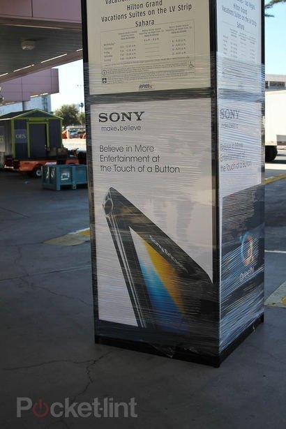 CES Sony Ericsson