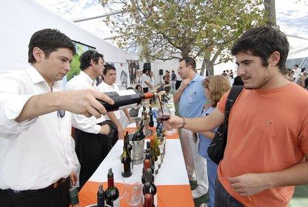 Feria internacional del vino valenciano 2011