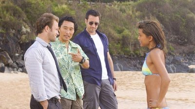 'Hawaii Five-0', acción isleña