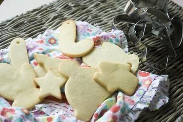 Galletas de Navidad para hacer con niños (I): receta de la masa