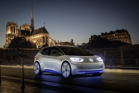 Volkswagen Id Notre Dame