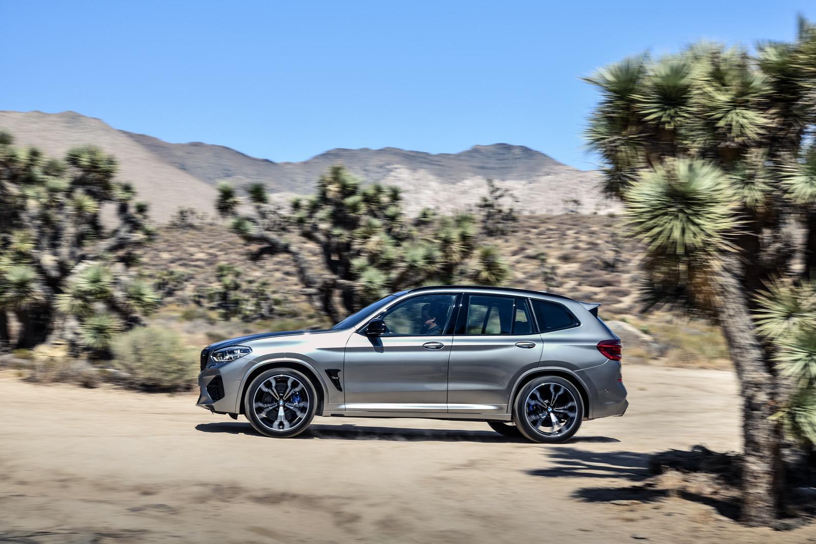 Foto de BMW X3 M 2020 (Presentación) (40/80)