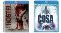 'Hostel' (la trilogía) y 'La cosa' llegan en Blu-ray