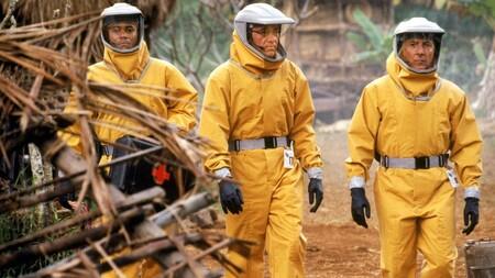 'Estallido', la pandemia del fin del mundo como solo el blockbuster de los 90 podía recrear