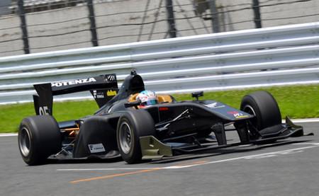 Takuya Izawa Dallara SF14 2º día