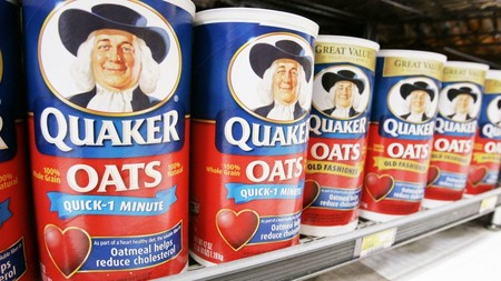 Android Quaker Oats