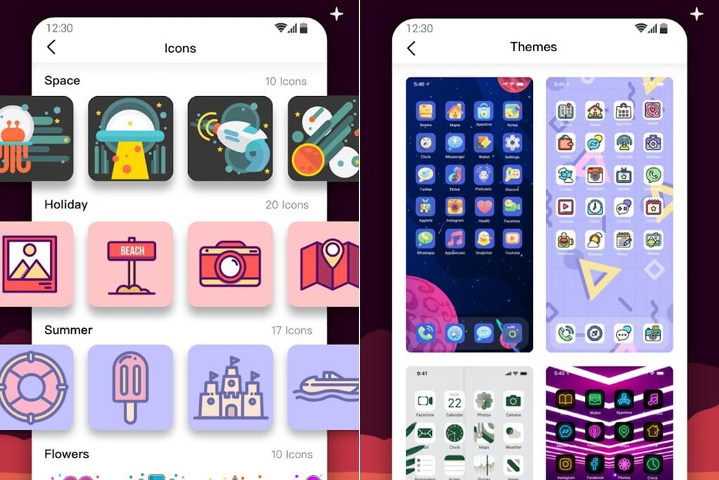 MyIcon, una app para decorar tu móvil Android con iconos personalizados fácilmente