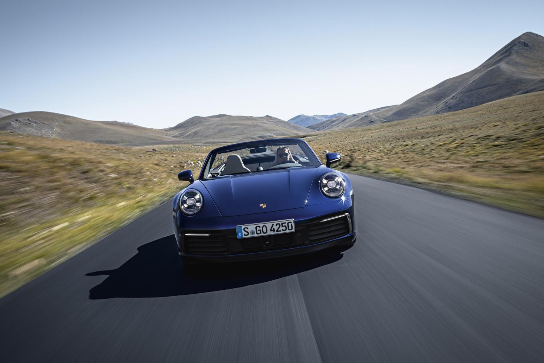 Foto de Porsche 911 Cabriolet (992) (10/10)