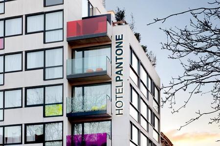Hotel Pantone en Bruselas, Bélgica