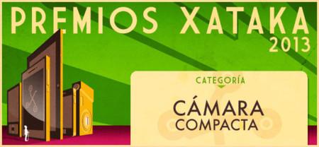 Mejor cámara compacta / CSC de 2013, vota en los Premios Xataka 2013