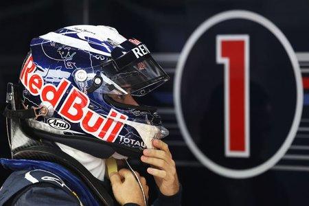 Sebastian Vettel reconoce su error al buscar el mejor tiempo en la última vuelta